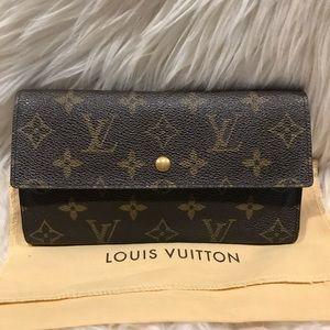 Louis Vuitton Porte Tresor Int'l Wallet #3.8M